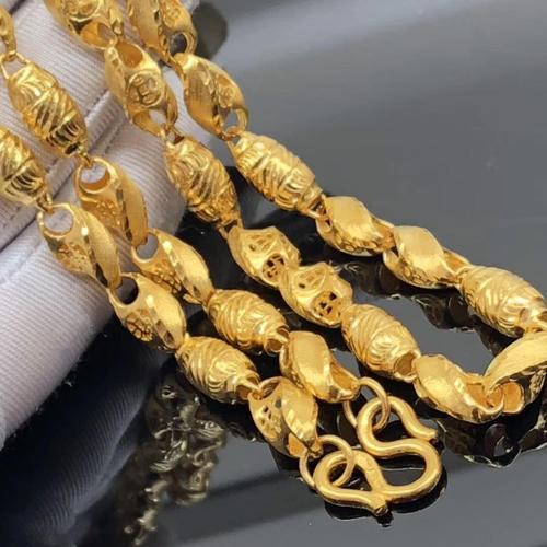 黄金项链回收多少钱一克?黄金项链如何保养